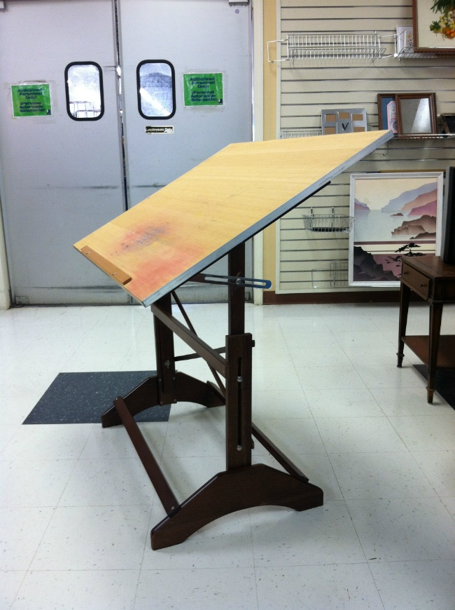 17 Best images about drafting tables on Pinterest   Coat hooks, Flat