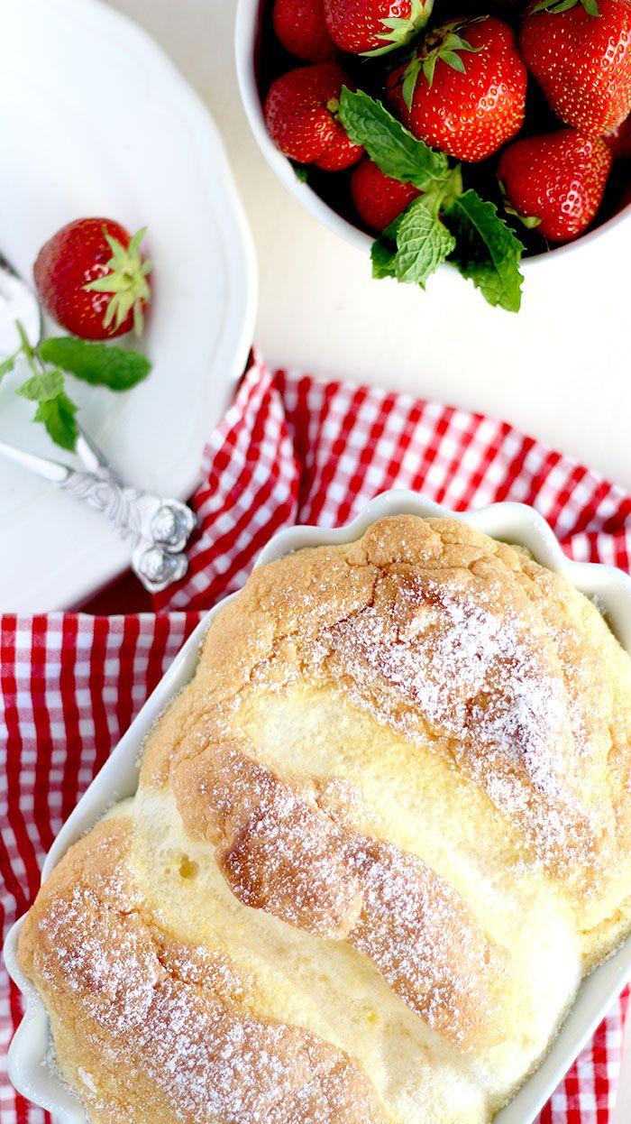 Einfaches Rezept für Salzburgs berühmte Süßspeise Salzburger Nockerl.
