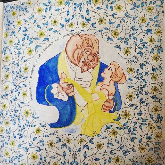 Página da  @caroldoeslines  - . . . ✔ Use #jardimdascores ,nos marque ou envie direct com sua foto  . . . #colorindolivrostop #sissecretas #secretgarden #enchantedforest #florestaencantadatop #florestaencantada #jardimsecreto #jardimcolorido #jardimdascores #johannabasford #jardimsecretotop #colorindolivrostop #love #beautyandthebeast #abelaeafera #disney #nossojardimsecreto #Regrann