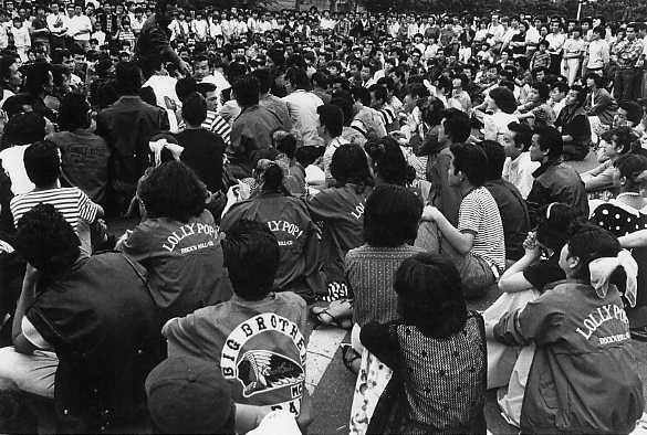 1980年 第2次ロカビリーブーム クリームソーダ アメリカ ビンテージ古着店 FUJIYAMA : 仙台 FUJIYAMA 50s CLUB   WEB SHOP ブログ