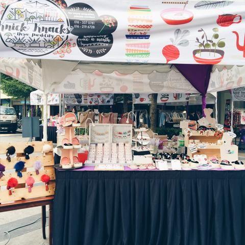Pop Up Store at Desa Park City 19th - 21st August 2016 – Aurelia Atelier