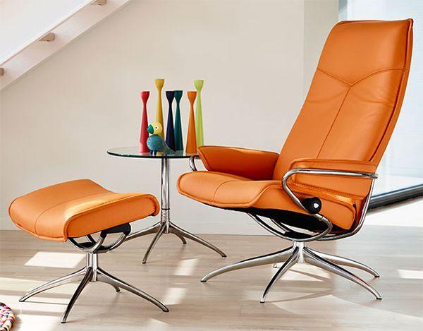 Copenhagen Imports 7211 South Tamiami Trail, Sarasota, FL 34231 Monday-Saturday 10:00–6:00 • Sunday Noon–5:00 www.copenhagen-import.com #Ekornes City #Recliner #Chair #Modern