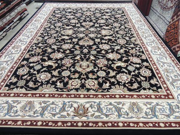 "Traditional ""Kashan Design"" Turkish Rug Size: 200 x 290cm"