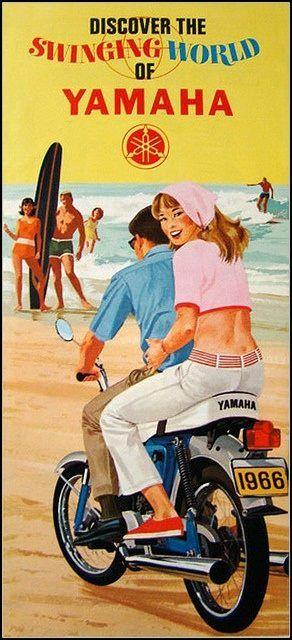 Yamaha ad [1966]