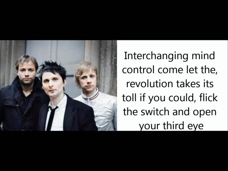 17 Best ideas about Muse Lyrics on Pinterest | Muse songs ...