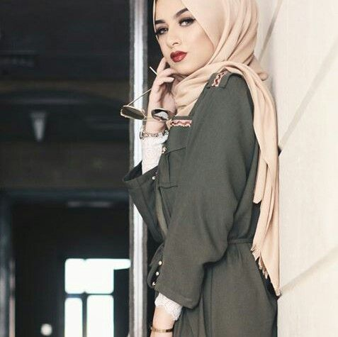 Hijab Fashion | Pinned via nooralhuda.nl