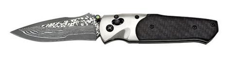 #SOG Archi Tech Carbon Fiber Handle Japanese Damascus Multi Tool Pocket Knife $454.95   #Hunting #Fishing #Camping #Hiking #Prepper #Preppers #Survival #Backpacking #PrepperTalk #PrepperProducts