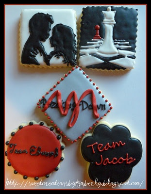 Twilight Cookies