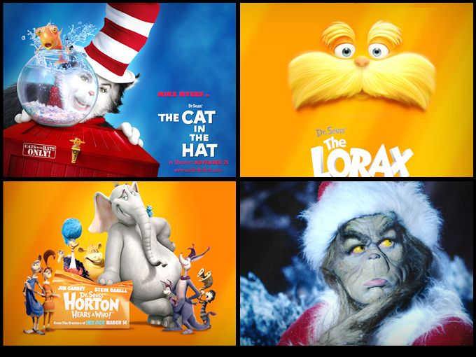 Muchas de nosotras crecimos con las enseñanzas de Dr. Seuss. Sus coloridos cuentos escritos en rima con traviesos e imaginativos personajes como el Gato en el Sombrero y el Grinch fueron parte esencial de nuestra infancia.  El hombre detrás de tan creativos cuentos fue Theodor Seuss Geisel, escritor, poeta y caricaturista autor de más de 40 libros para niños. Nació en un día como hoy pero de 1904 y hoy en día aún recordamos sus cuentos, tanto a la hora de dormir como en el cine. Si quieres…