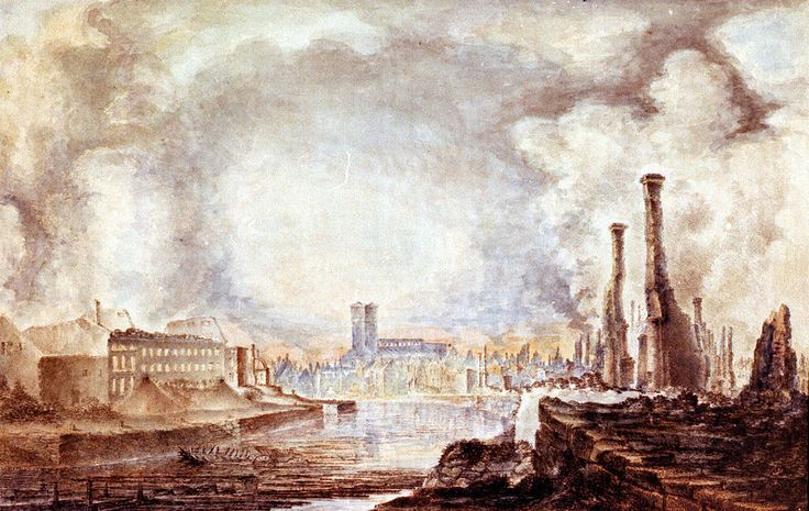 The former capital, Turku, burns almost completely in 1827.