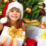 Подарок на Новый Год 2016 ребенку. Подарки для девочек