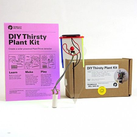 34 best diy thirsty plant kit images on pinterest plants plant twsu thirsty plant kit shop solutioingenieria Gallery