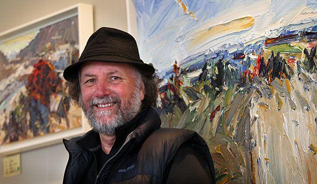John Badcock (artist) Exhibition