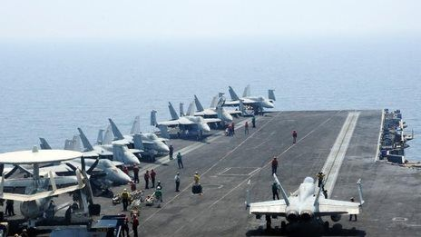 Iraq crisis: Obama to set out 'US offensive against IS'