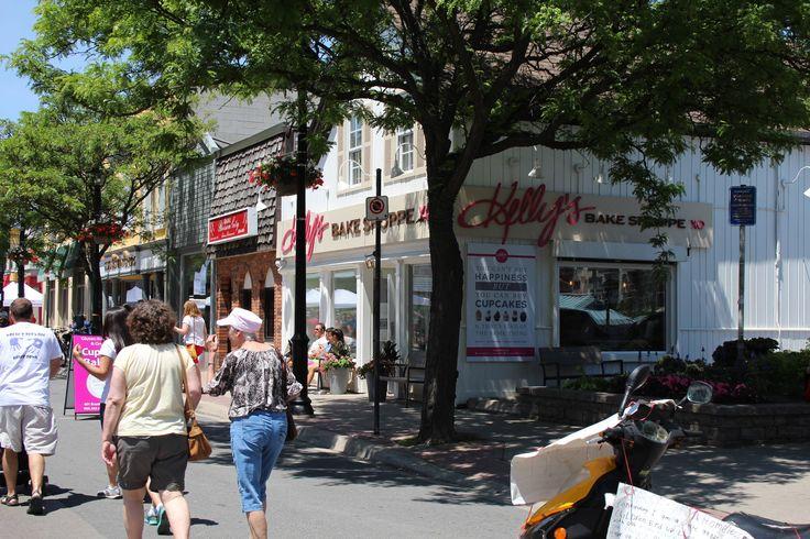 Kelly's Bake Shoppe 401 Brant Street Downtown Burlington