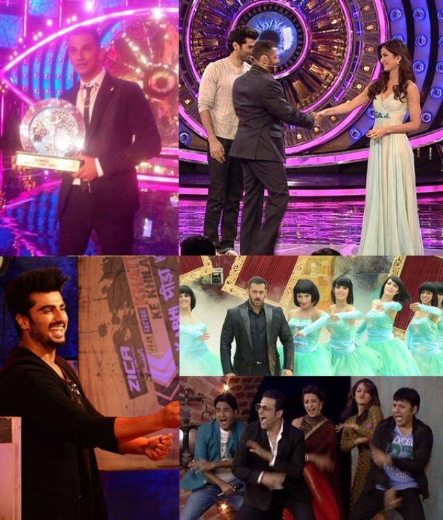 Bigg Boss 9 finale Prince Narula wins, Katrina Kaif-Salman Khan's chemistry uplifts a dull season finale