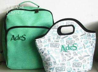 Mochilas Ades Unilever