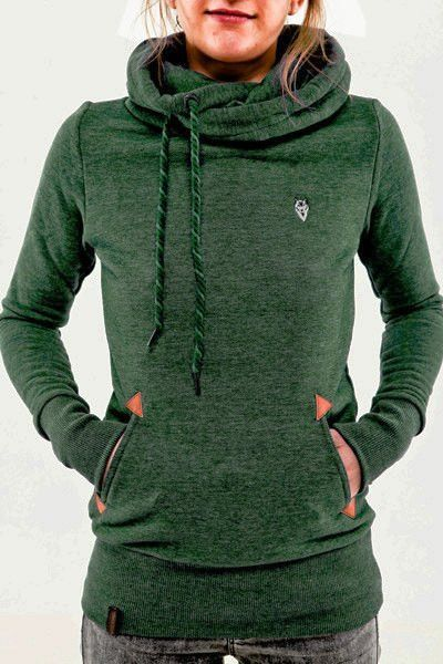 Best 25  Blue women's hoodies ideas on Pinterest | Grey women's ...