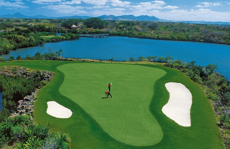 The Legend, our championship golf course in Mauritius.