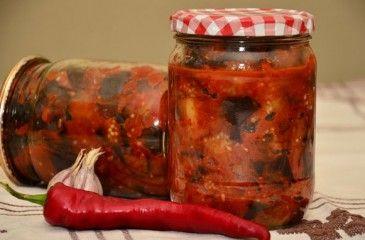 Баклажаны по-армянски на зиму - рецепты заготовок. Как вкусно приготовить баклажаны по-армянски