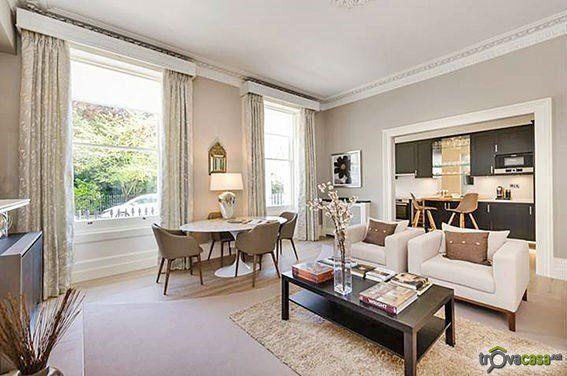 Londra south kensington prestigioso appartamento in - Posto letto londra ...