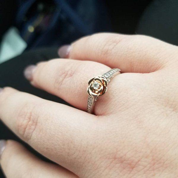 25++ Enchanted disney fine jewelry rose gold diamond belle ideas in 2021