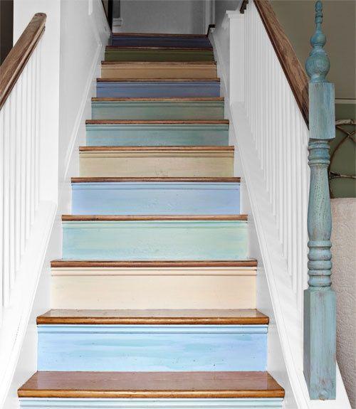 25 Best Ideas About Hardwood Stairs On Pinterest: 25+ Best Ideas About Cottage Stairs On Pinterest