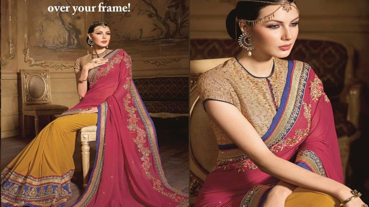 Designer Saree Collection of 2016 Video