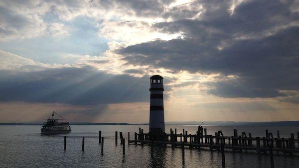Z Podersdorfu kolem Neziderského jezera: ideální místo pro cyklovýlet s dětmi