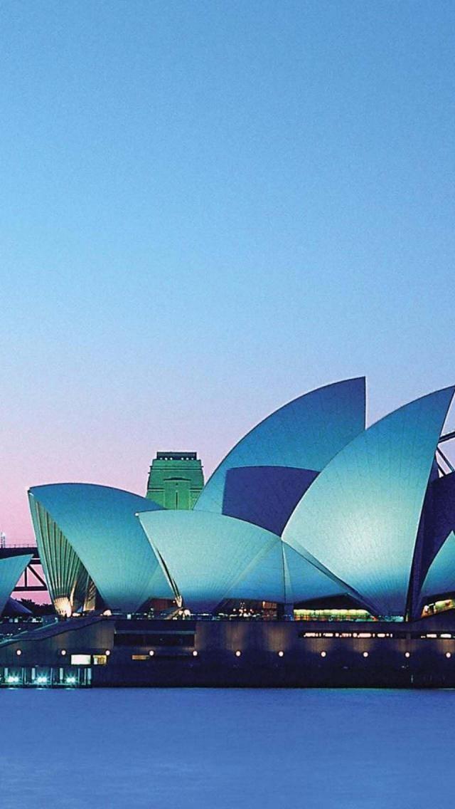 Sydney Opera House, Australia - also has a great tour!!