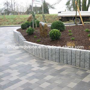 Natürliches Granite Stone Palisade für Garten u. Landscape