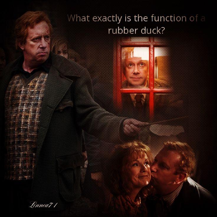 Happy Birthday Arthur Weasley