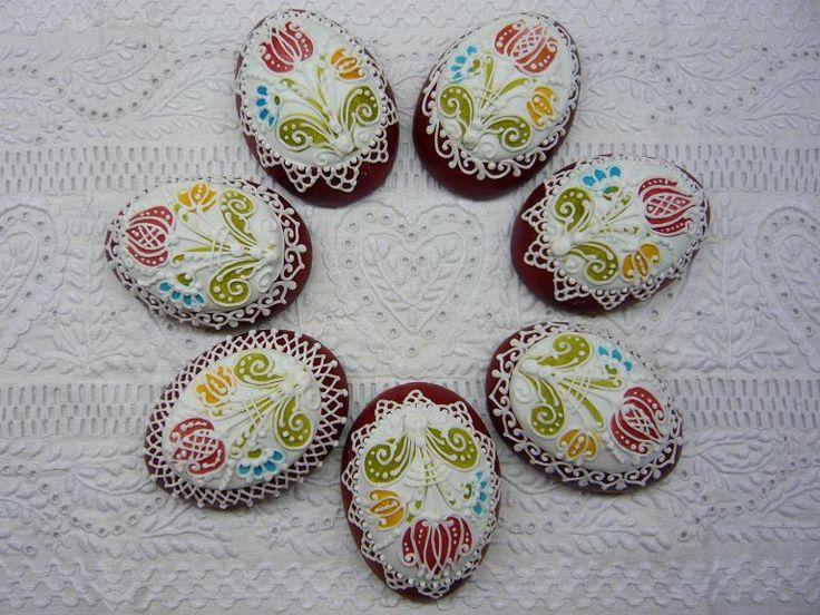 Húsvéti mézeskalácsok #Easter #cake #Hungary