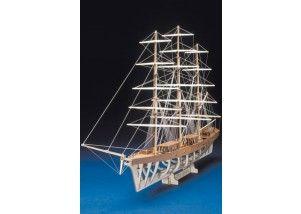 Linea Silouette: Cutty Sark 1860    scala 1:200