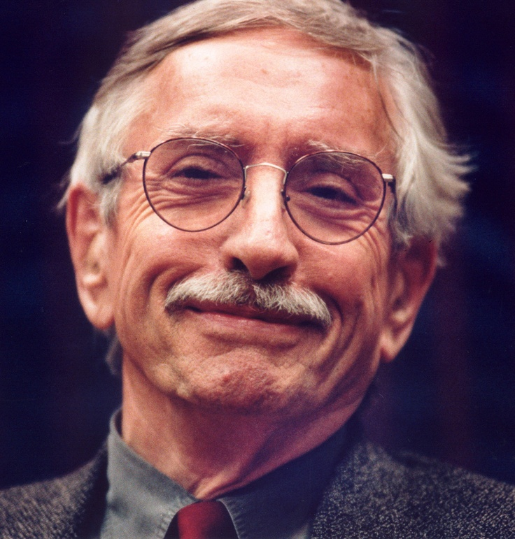 Edward Albee, another one of my favorite playwrights.