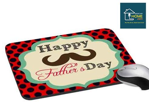 This funky coaster would let your #father know the love for him.