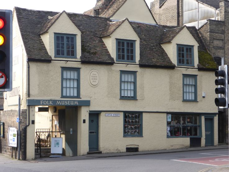 Cambridge Folk Museum. A friendly museum telling the story of Cambridgeshire people. Located in a 17th century timber framed building.