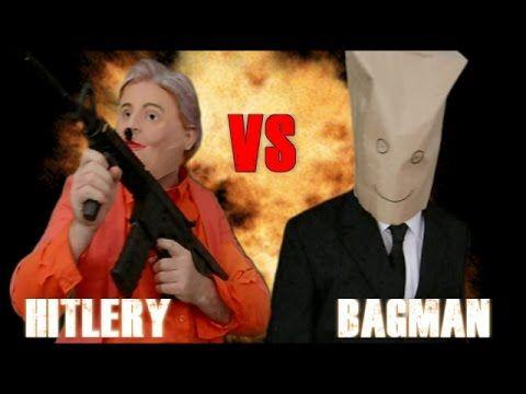 TheBagmanShow - Clinton Is Hitler    FULL EPISODE