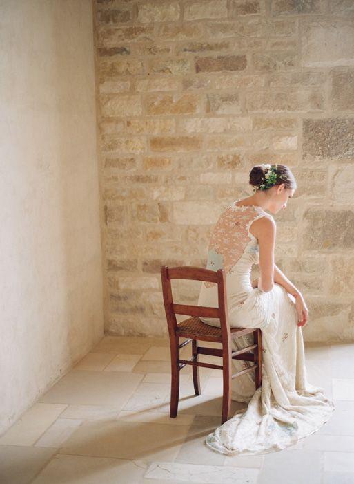 Claire Pettibone Bridal '12 Campaign