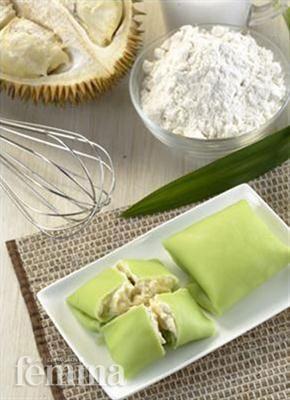 Femina.co.id: Pancake Durian