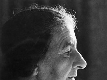 the uncompromising golda meir they say you can tell a lot about a woman from