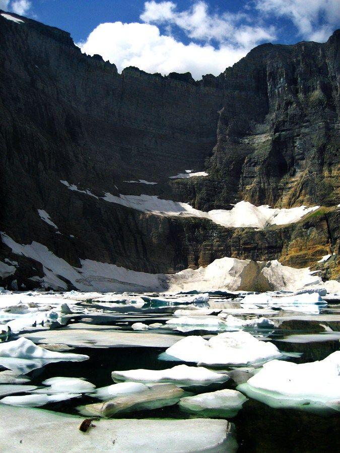 Iceberg-lake-Glacier-Park