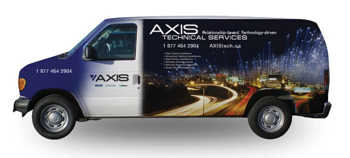 AxisTech Van 3