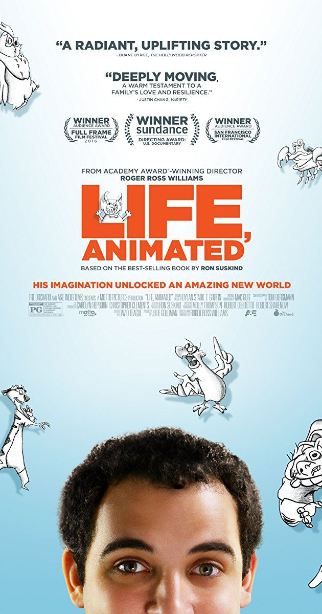 Life, Animated di Roger Ross William