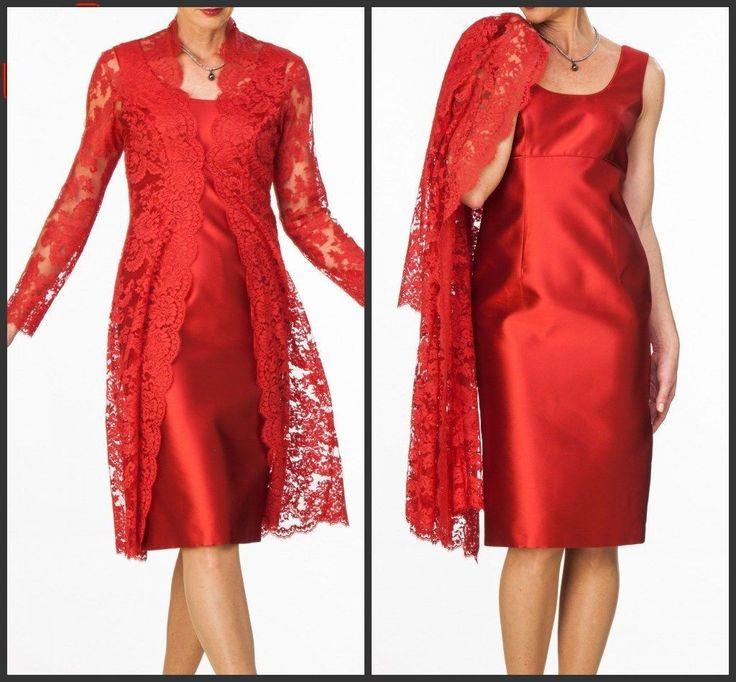 Custom Elegant Knee-Length Mother Of Bride Dress Wedding Formal Evening Outfits