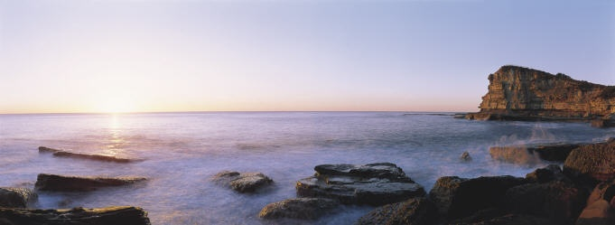 Terrigal Beach - 15 minutes drive from my house :)