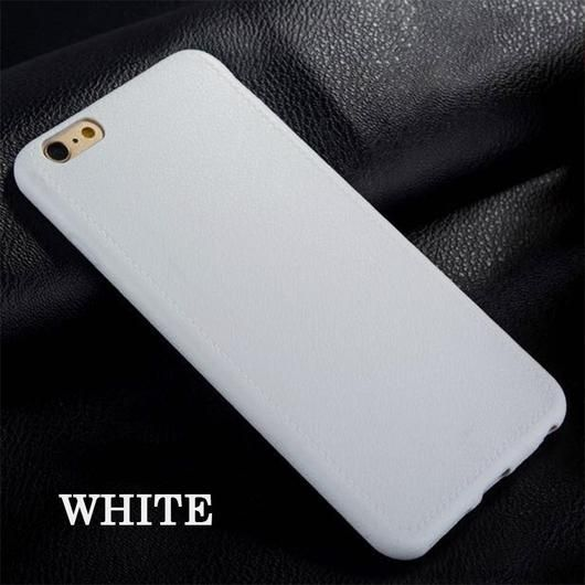 White Luxury Ultra Thin Leather Case For iPhone 5 and up  >>> Ultra Thin Leather Back Case with 100% high quality. Protect your phone from being scratched and dirty.