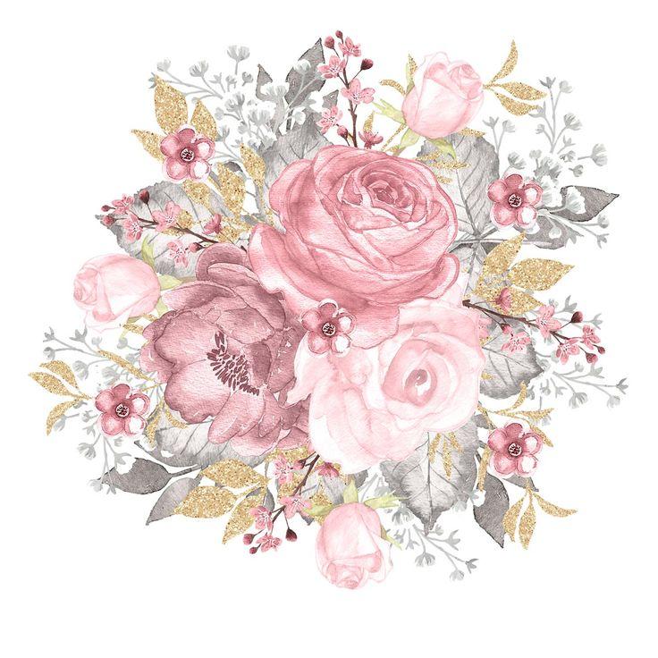 Best 25+ Vintage Flowers Wallpaper Ideas On Pinterest