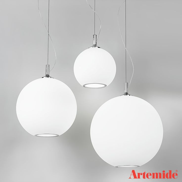 Diffused Lighting Fixtures Wonderful Sphera 10 Is A Series Of Cable Suspended For