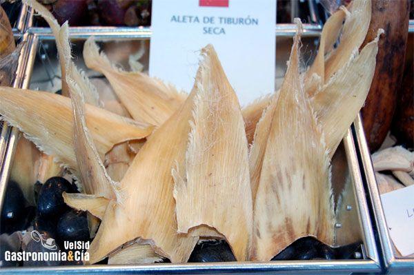 Un motivo más para no consumir aleta de tiburón